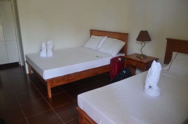 Rooms at Amboys Hometel