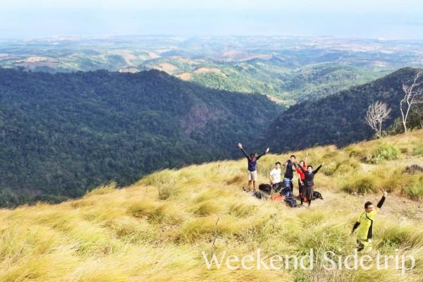 Tarak Ridges in Mariveles Bataan