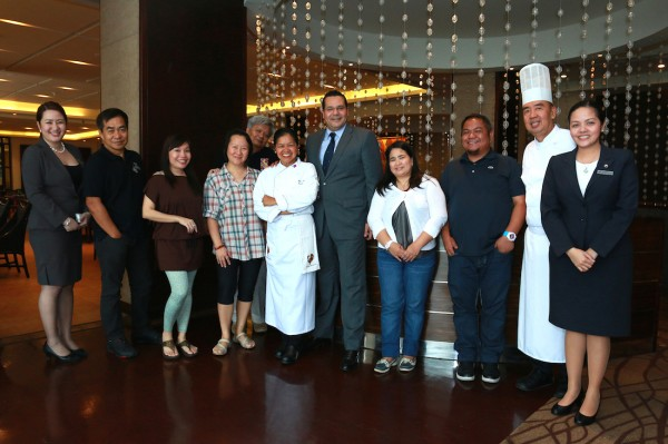 Foodies with Taal Vista Hotel Management
