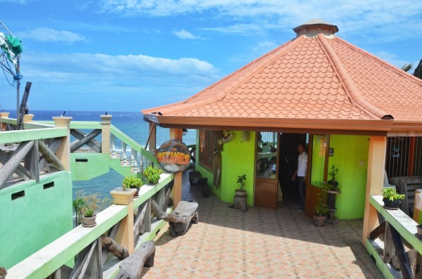 Octagon Restaurant in Batanes