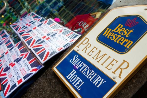 Best Western Premier Shaftesbury London Piccadilly