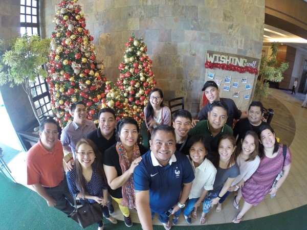 Bloggers and Print Media at Summit Ridge Hotel Tagaytay