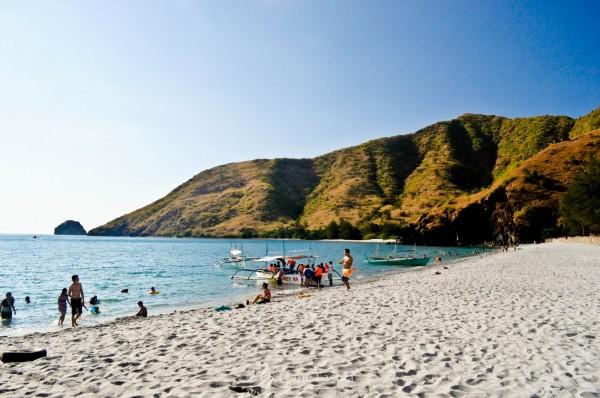 Anawanin Cove by Elallasola.com