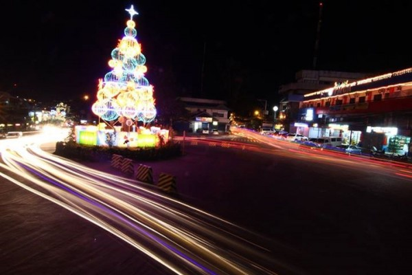 Christmas in Baguio City by Paul Louie Serrano