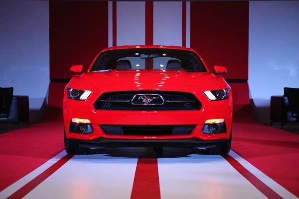Ford Limited Edition All-New Mustang