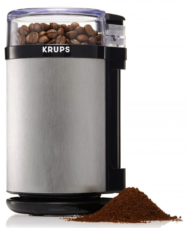 KRUPS GX4100 Electric Spice & Coffee Grinder