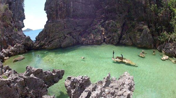 Mystical Lagoon in Gigantes Sur Carles Iloilo