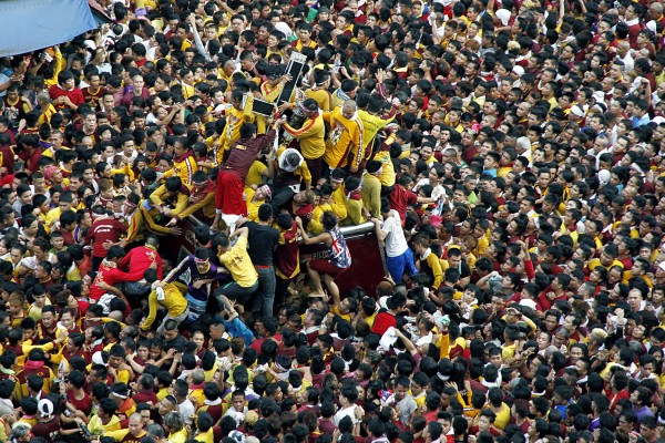 2017 Feast of Black Nazarene