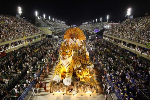 Brazil Carnival photo by Sacbee.com