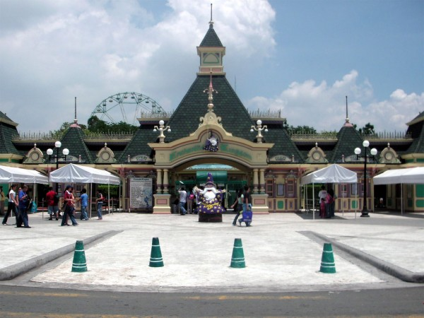 Enchanted Kingdom photo by Wikimedia