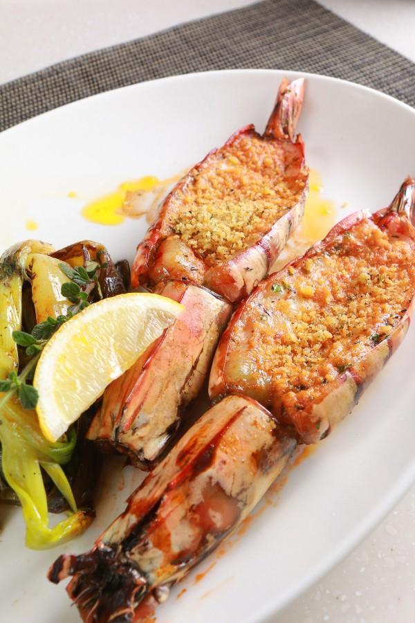 Grilled Iloilo Prawns