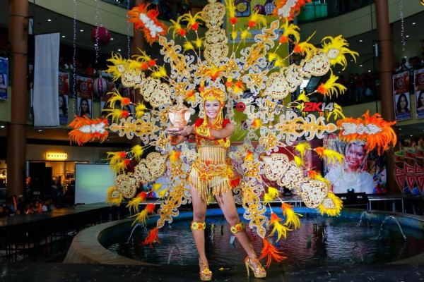 Miss Iloilo Dinagyang 2015 Candidate photo from Facebook page