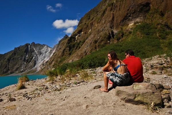 Mount Pinatubo Trek by Artemyo Lagalag via Flickr