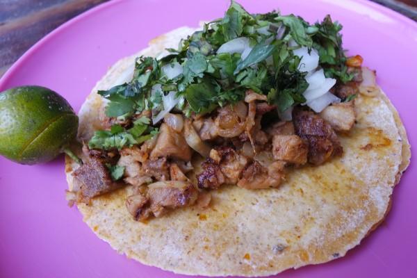 Lean Pork Sisig Tacos
