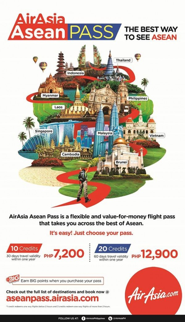 Asean Travel Made more Affordable by Air Asia