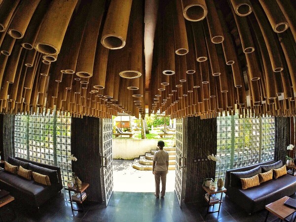 Ashoka Spa Lobby