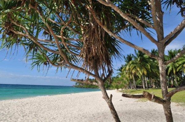 Bakhaw Beach photo courtesy of Aliyanarah Lodge