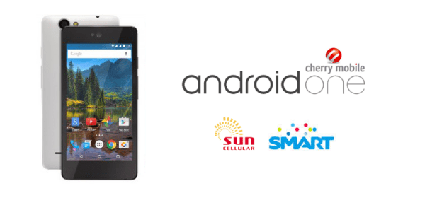 Cherry Mobile Android One Smartphone