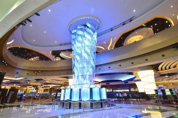 City of Dreams Lobby Manila