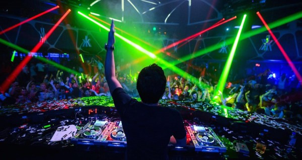 Experience Party like no other at Chaos Nightclub