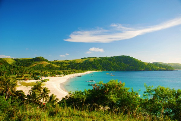 Mahabang Buhangin in Calaguas Island