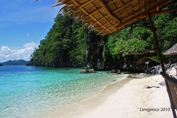 Malcapuya Island in Coron by GreenArcher04 via Flickr