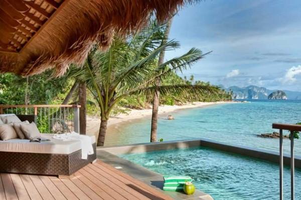 Pangalusian Island Resort in El Nido Palawan
