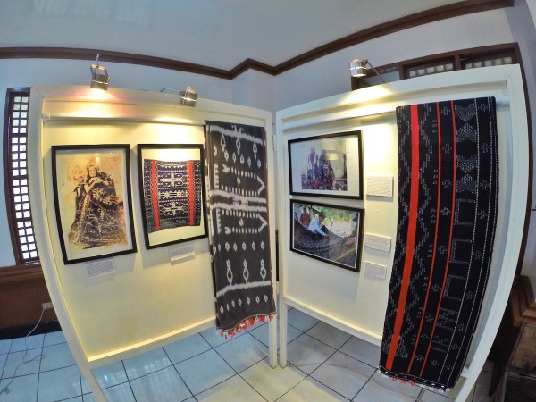 Ues Pinutuan Exhibit Inside Peoples Library and Museum in Bayombong Nueva Viscaya