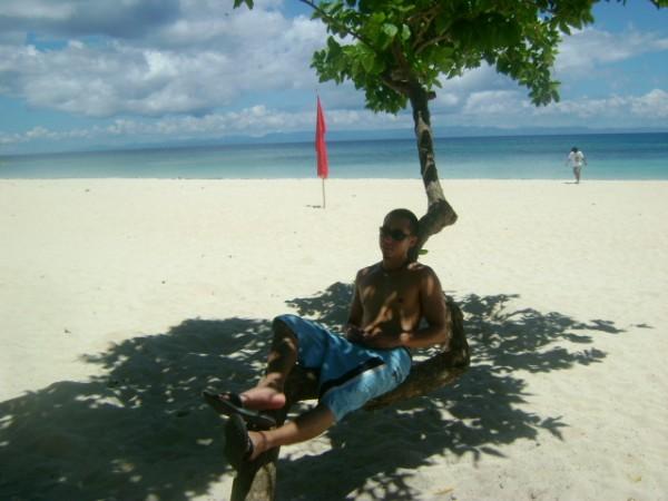 Ayn Latonio in Camotes Island