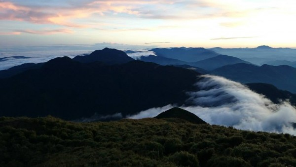 Early Morning in Mount Pulag