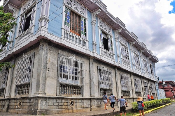 Heritage House in Sariaya Quezon