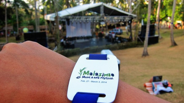 Malasimbo 2015 Badge