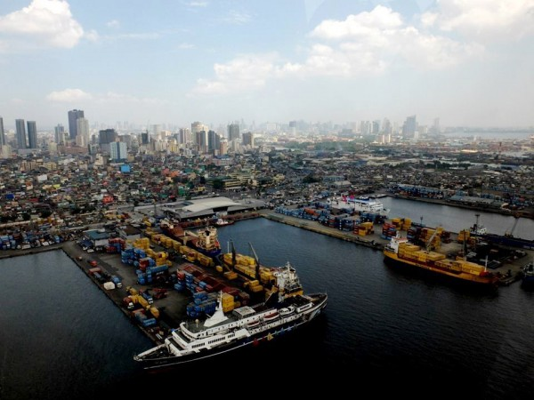 Manila's shipyards