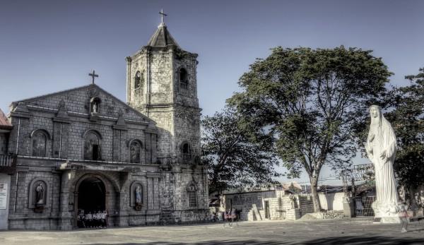 Saint Catherine of Alexandria Church in Pagbilao Quezon