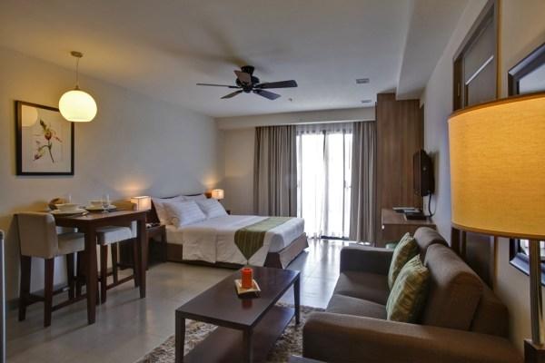 Azalea Baguio Deluxe Room