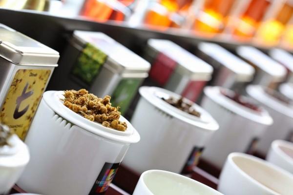Dilmah t-Bar Tea Display