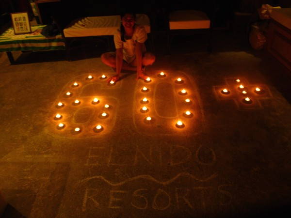 Earth Hour Palawan