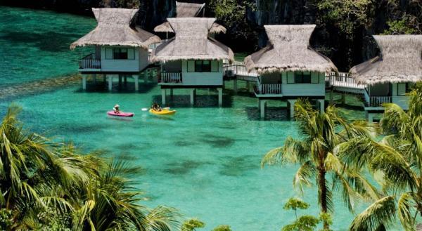 Miniloc Island Resort El Nido