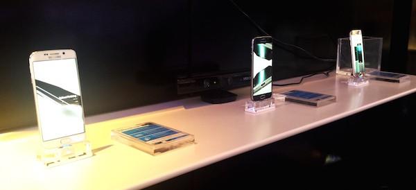 Samsung's Premium Smartphones Galaxy S6 and Galaxy S6 Edge