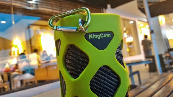 KingCom Beehype Bluetooth Speaker