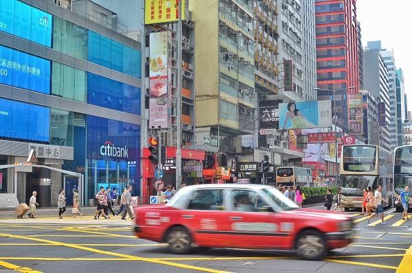 Sunday Morning in Mongkok