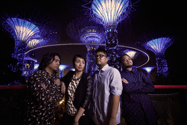 UDD in Gardens by the Bay