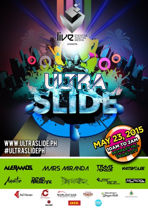 UltraSlide PH