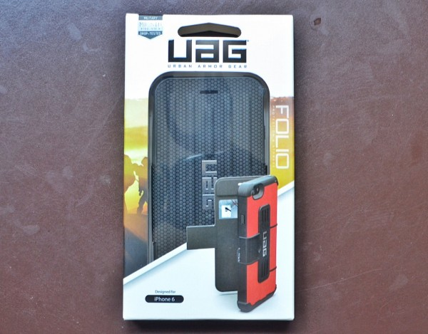 Urban Armor Gear Rogue Folio for iPhone 6