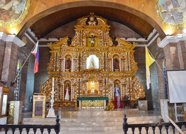 Altar of St. Mary Magdalene Parish Church