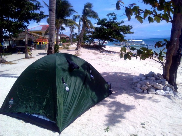 Camp out on a budget in Dano