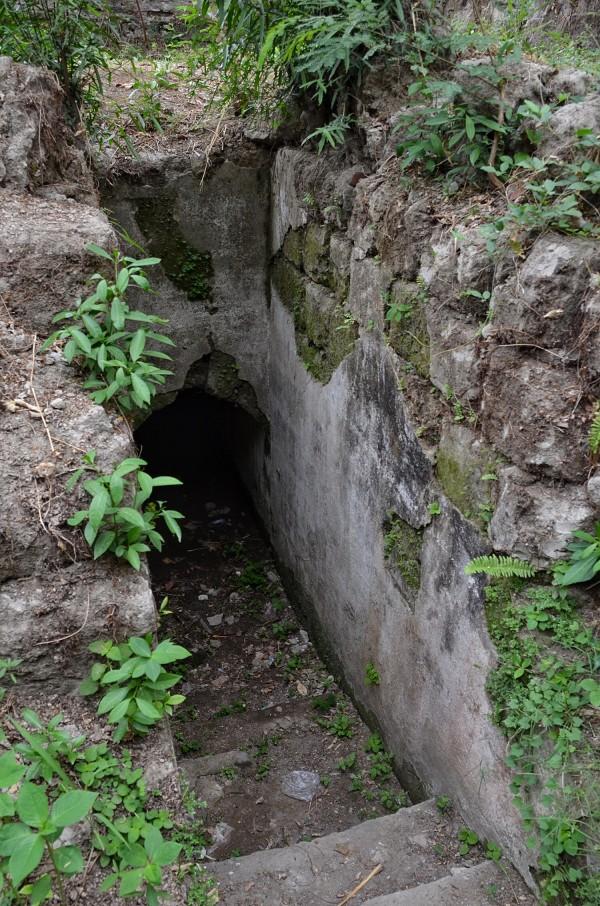 Casa Hacienda de Tejeros Underground Tunnel
