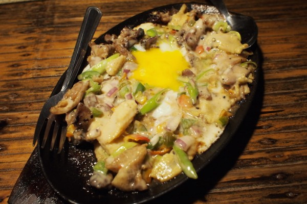 chicken sisig