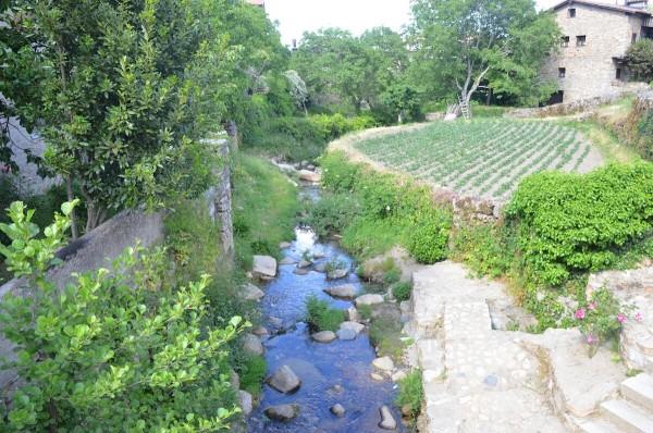 Clean River in La Alberca