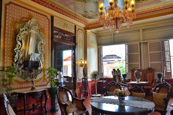 Inside the Wedding Gift House of Taal